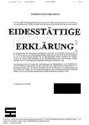 """Die """"Eidesstattliche Erklärung"""" des leitenden Mitarbeiters vom NÖ HILFSWERK"""