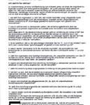 Seite 1 der Presseanfrage an das NÖ Hilfswerk