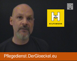 TV-Exklusivbeitrag zu Pflegeskandal beim HILFSWERK vom Nachrichtenmagazin DER GLÖCKEL