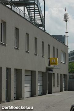 Die Zentrale vom NÖ HILFSWERK in St. Pölten