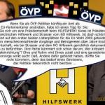 Karriere bei der ÖVP