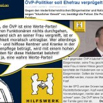 Moral der ÖVP