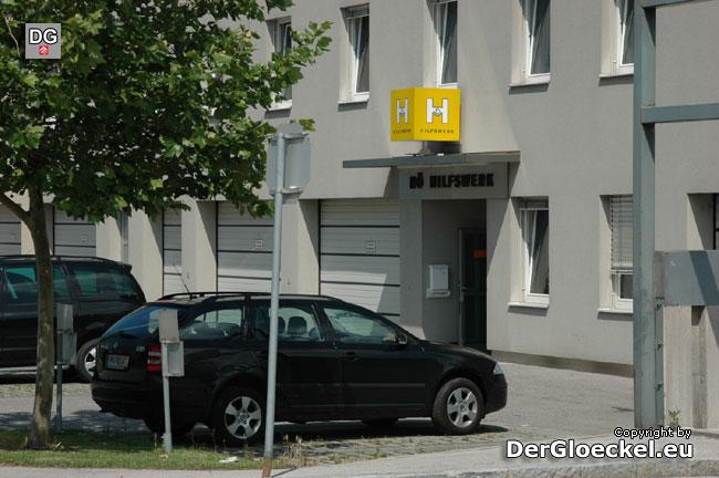 Zentrale vom NÖ HILFSWERK in St. Pölten